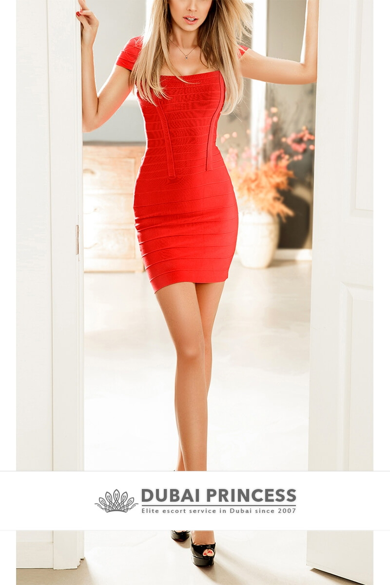 Kylie Blonde European Escort Model In Singapore, Young -5166