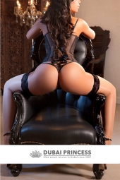 High class Dubai escort Victoria, elite Latin models companion