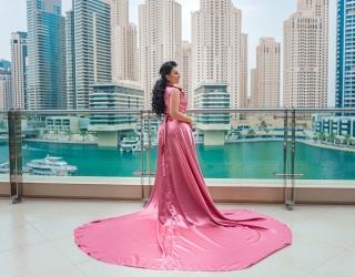 Dubai elite escort model