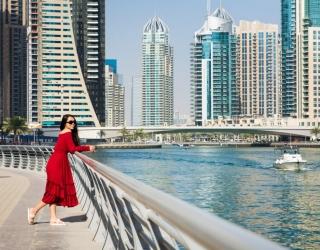 Dubai GFE escort