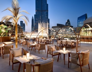 Top Dubai restaurants