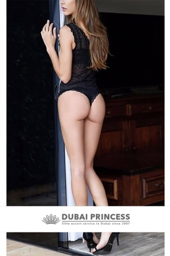 Supreme Dubai escorts Barbara, luxury all natural models companion