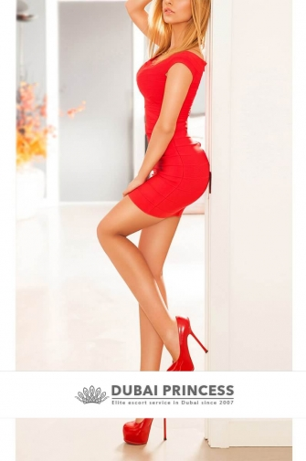 Independent escorts Dubai Caroline