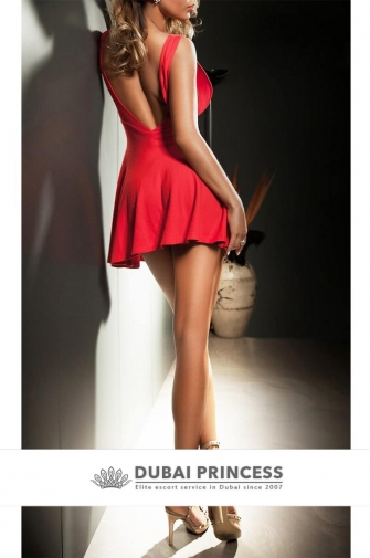 Dubai escort models Cassandra, luxury expensive GFE companion