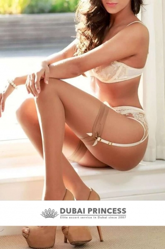 Exclusive Dubai escorts Leah, luxury social companion