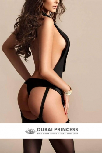 Luxury escorts Dubai Luiza, VIP expensive GFE companion