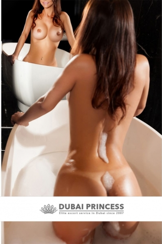 Dubai exclusive escort Marcella, high class models companion